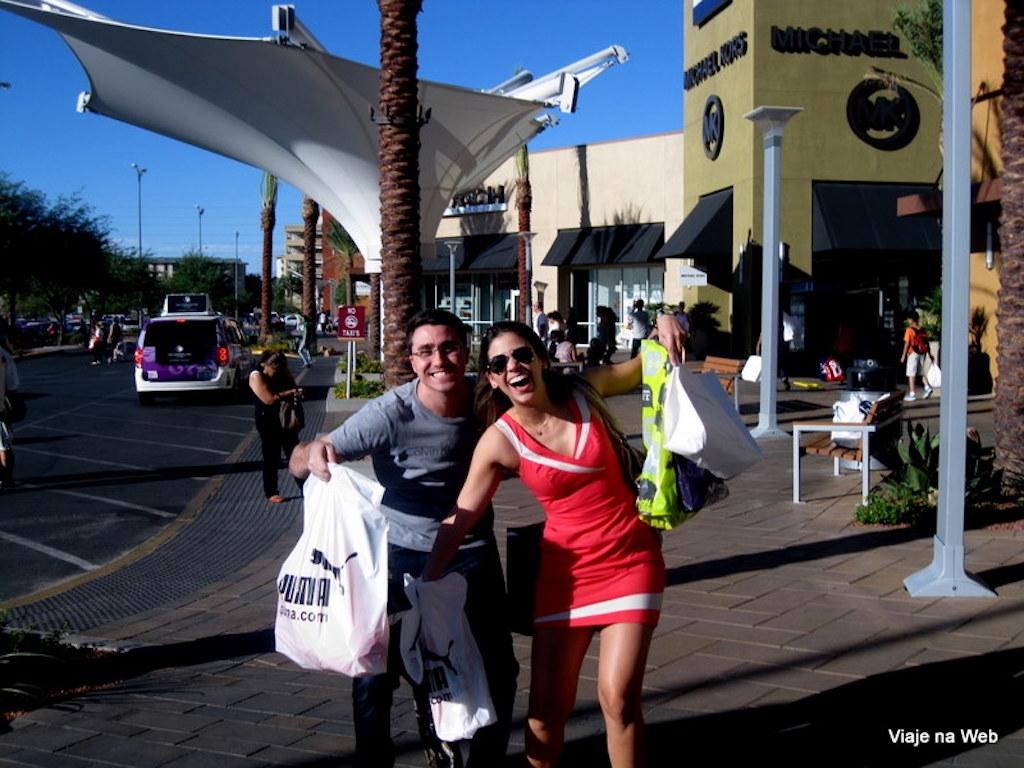 Compras nos Estados Unidos - Produtos baratos - Las Vegas