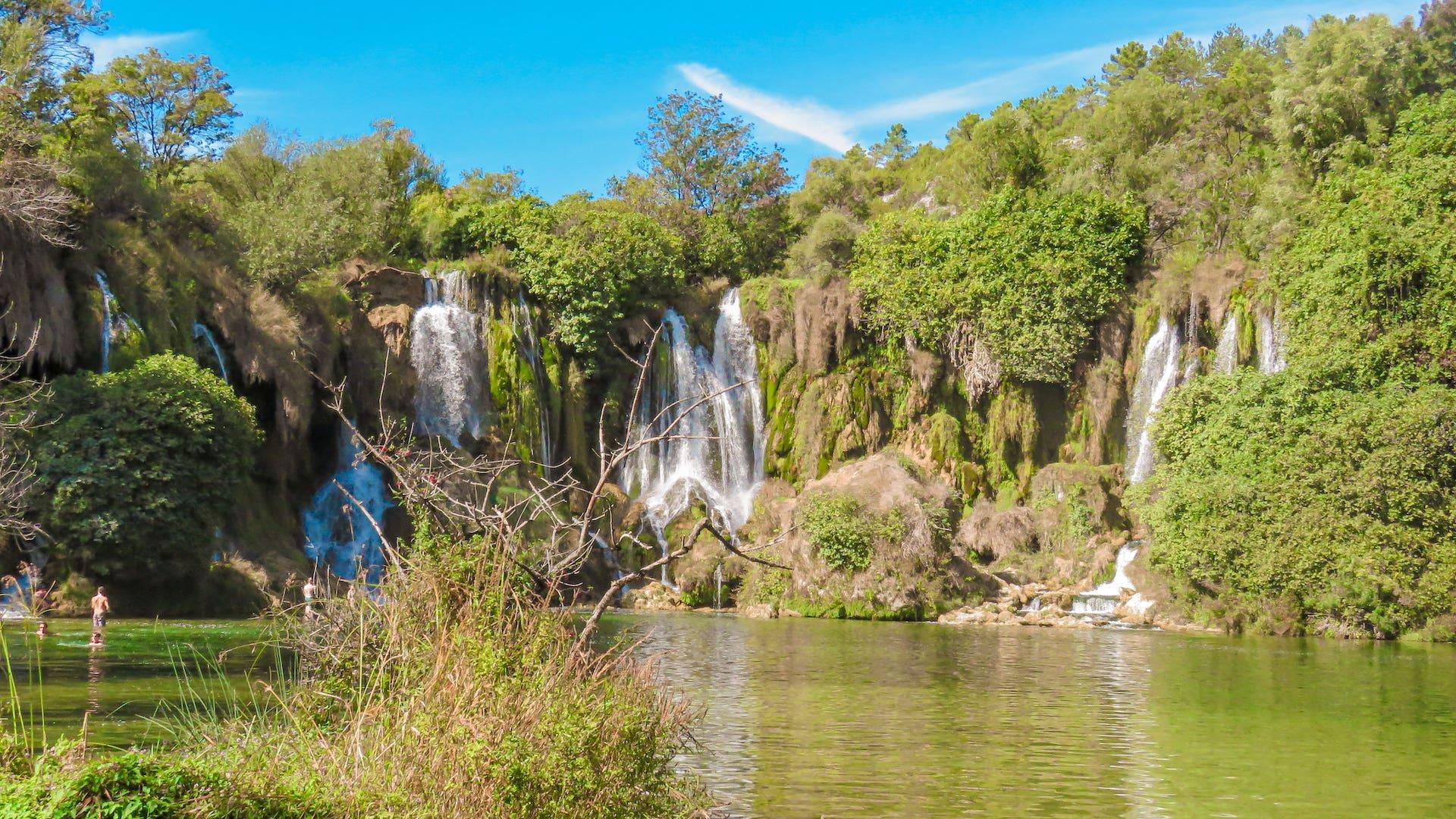 Dicas da Cataratas de Kravice na Bósnia e Herzegovina