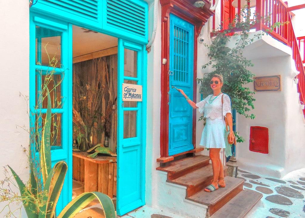 Dicas de hotel em Chora - Mykonos