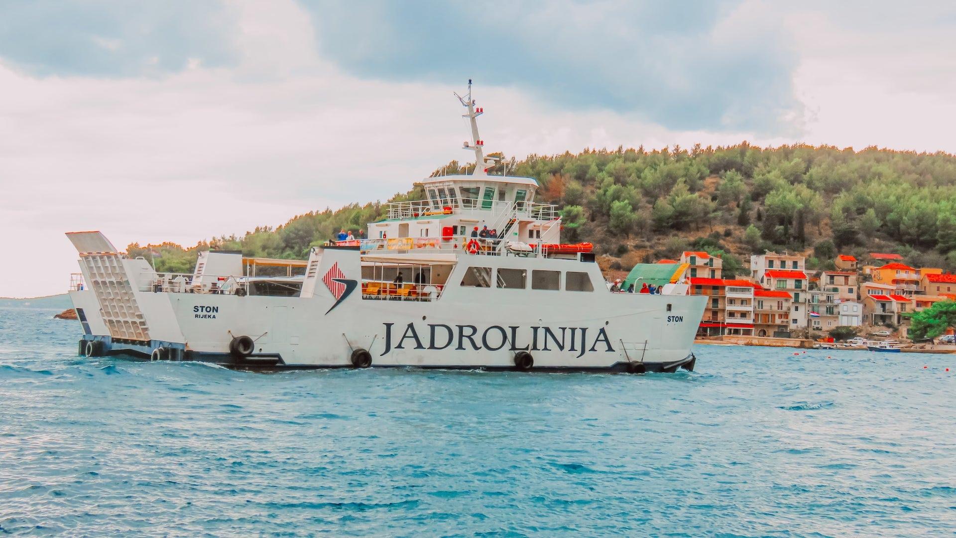 como chegar em Hvar saindo de Dubrovnik na Croácia