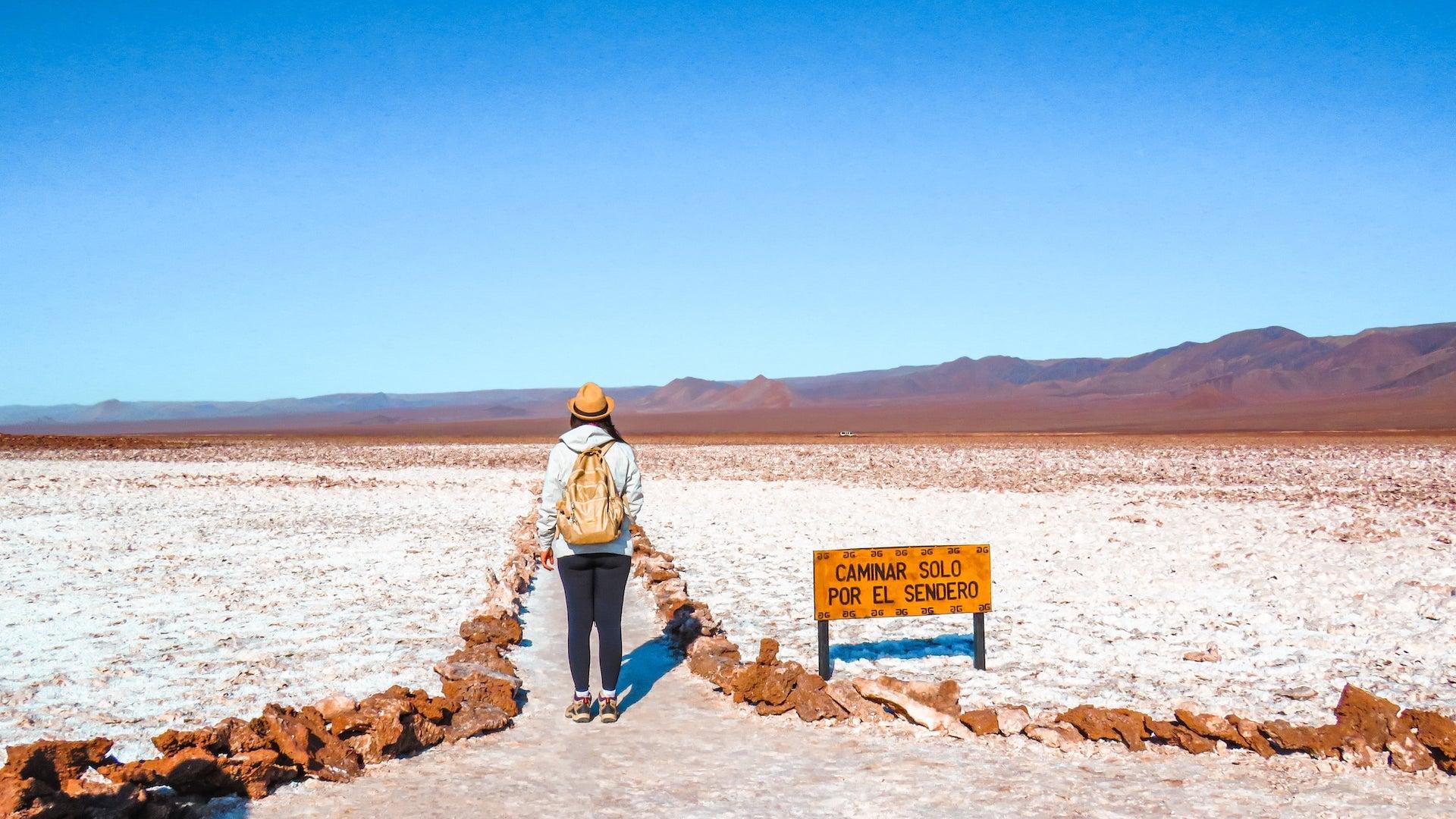 o que levar na mala para o Atacama