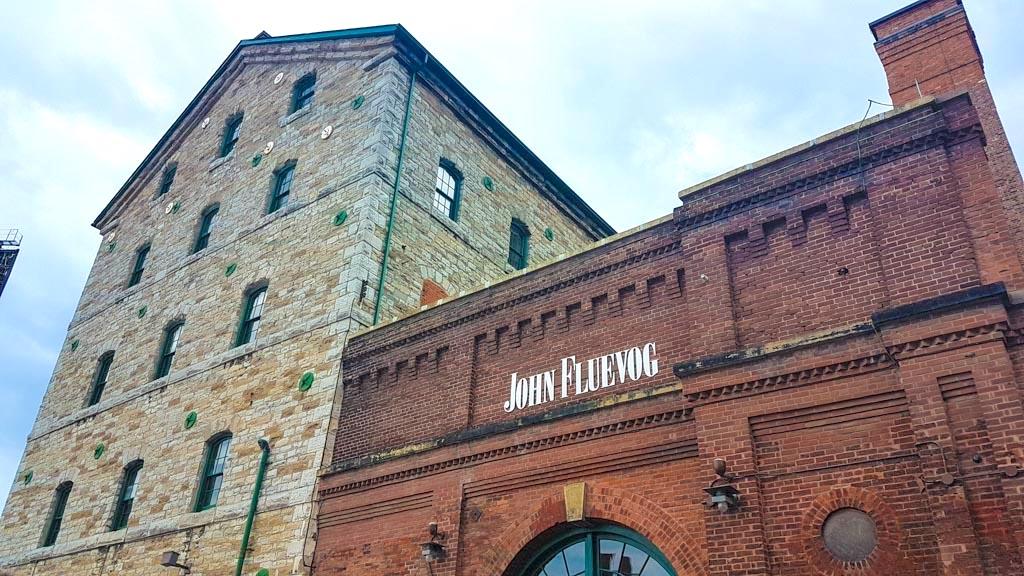 Bairro de Toronto - Distillery District