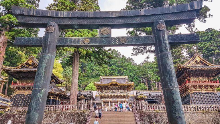 Templo Toshogu Shrine em Nikko Japão