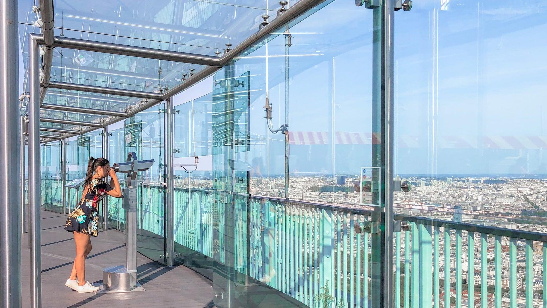 Dicas - Torre Montparnasse em Paris