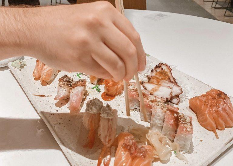 Gurumê - Dica de restaurante japonês no Rio de Janeiro