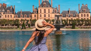 fontainebleau - Castelo perto de Paris